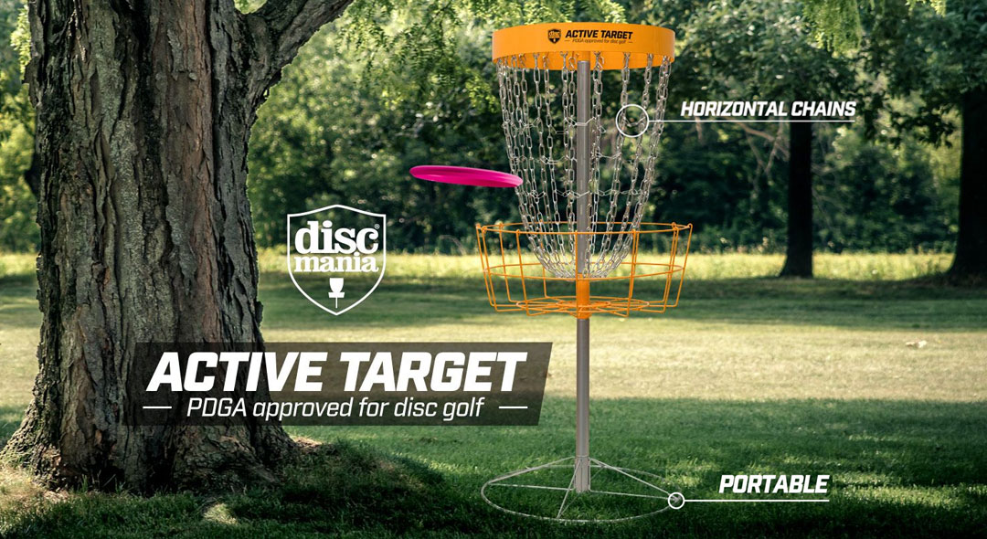 Discmania Active Target