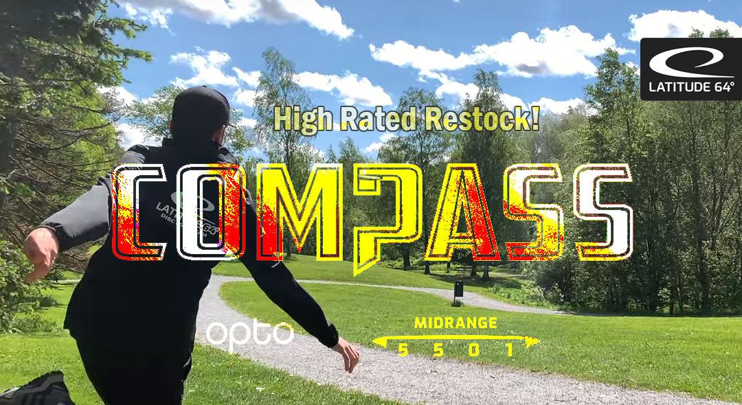Latitude 64 Compass Opto