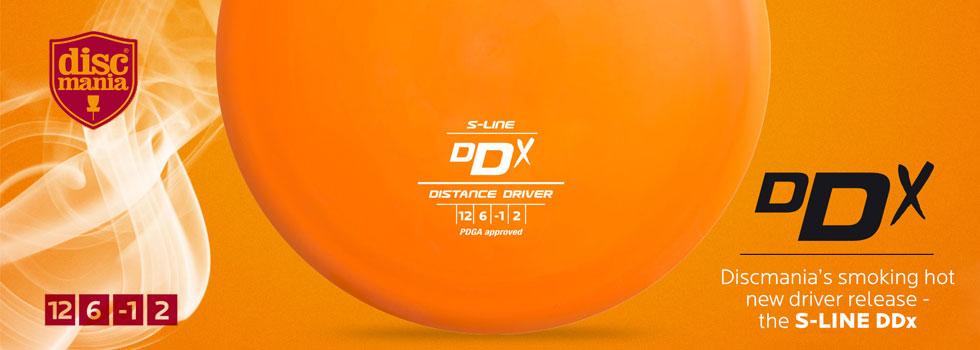 Discmania DDX