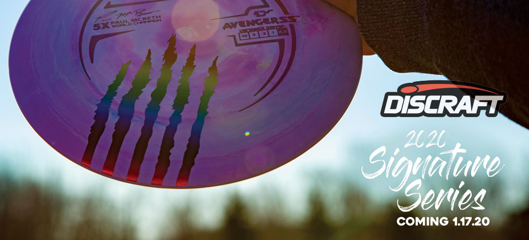 Discraft Signature Series 2020