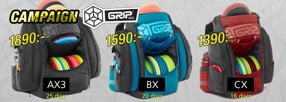 Grip Bags Campaign
