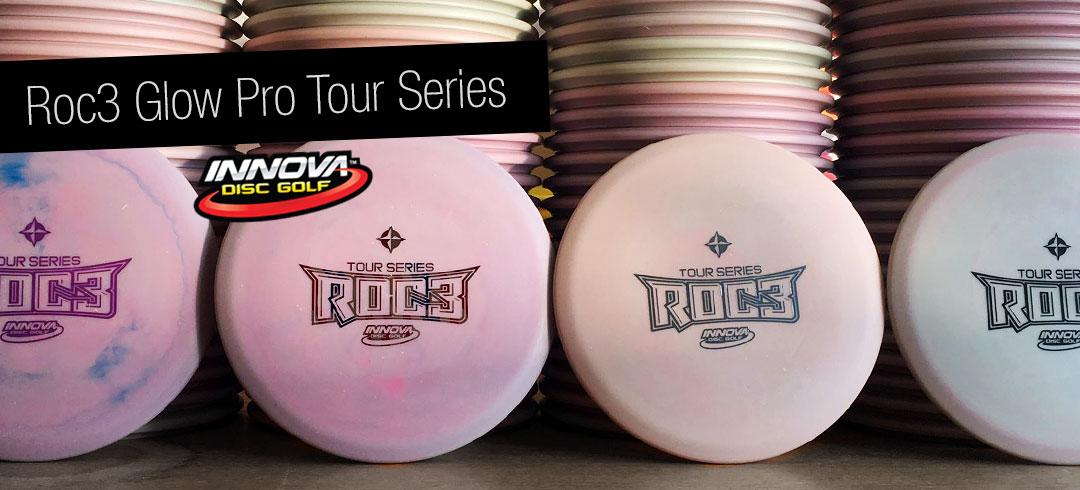 Innova Roc3 Glow Pro Tour Series