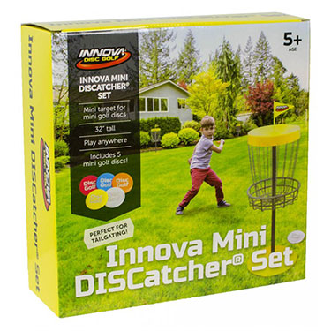 DISCatcher Mini Basket Set
