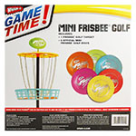 Wham-O Mini Disc Golf Basket Set