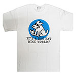 Dog Eat Disc World T-shirt