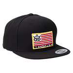 Dynamic Discs Flag Patch Snapback