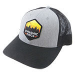 Dynamic Discs Sunset Hex Snapback Hat