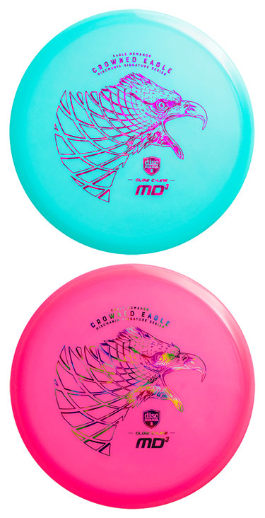 MD3 Glow C-line Eagle McMahon Crowned Eagle