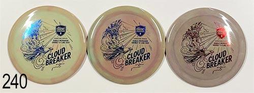 DD3 Swirly S-line Cloud Breaker Eagle McMahon