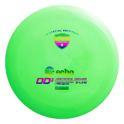 DD3 Echo S-Line Special Edition