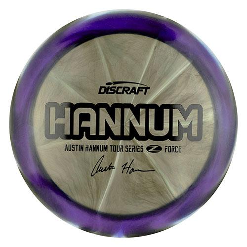 Z Force Austin Hannum