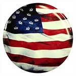 Sheriff DyeMax American Flag