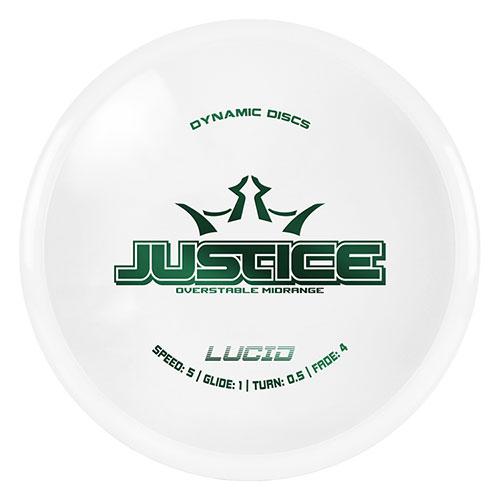 Justice Lucid