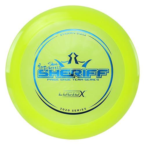 Sheriff Lucid-X Paige Shue 2020