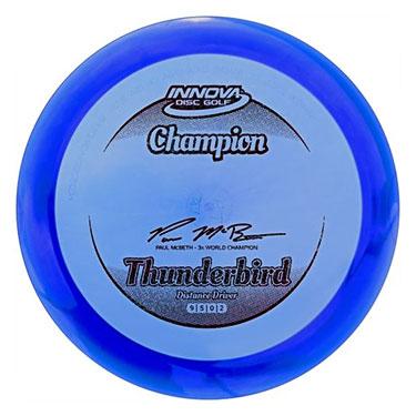 Champion Thunderbird Paul McBeth