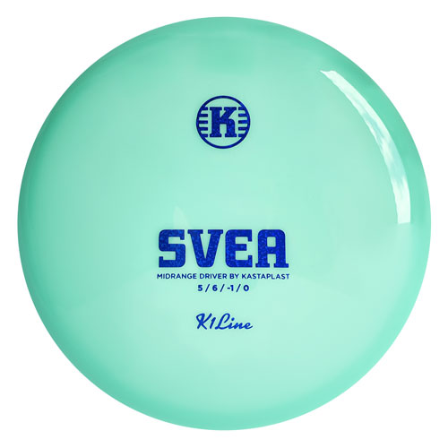 K1 Svea First run