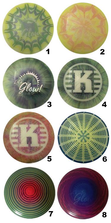 K1 Glow Falk DYED