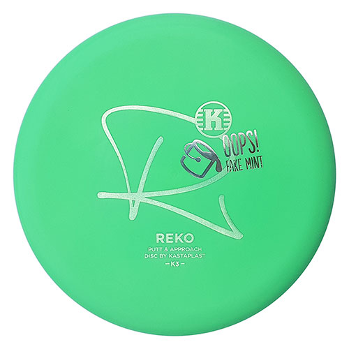 K3 Reko Oops! Fake Mint