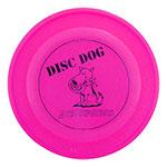 Dog Sitting Fastback Frisbee