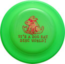 Dog Eat Disc  World Fastback Frisbee