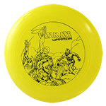 UMAX Frisbee - Skulboy Ultimate Warrior