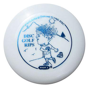 Wham-O Mini Disc Golf Rips