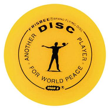 World Peace Mini Disc