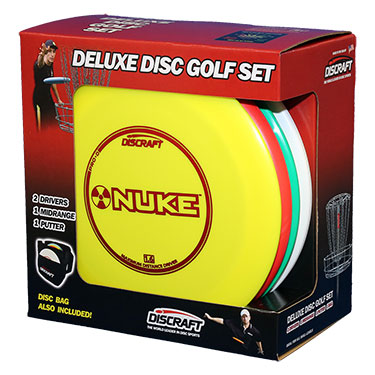 Deluxe Set 4 Disc+Bag